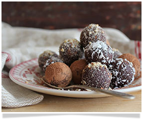 Tasty Homemade Truffles